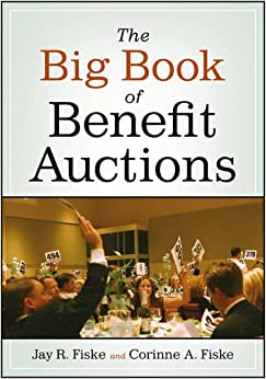 Book The Big Book of Benefit Auctions