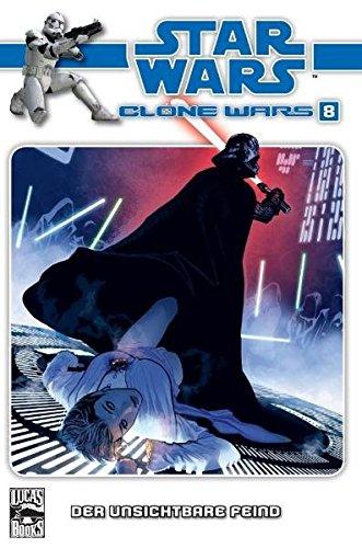 Star Wars Klonkriege Sonderband 8: Der unsichtbare Feind