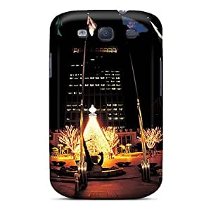 Excellent Galaxy S3 Case Tpu Cover Back Skin Protector Night View Of Busan City Korea