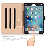 ProCase iPad Mini 4 Case - Leather Stand Folio Case