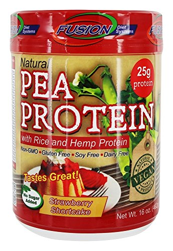 Fusion Diet Systems Strawberry Shortcake product image