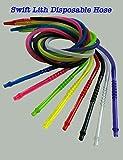 Disposable Healthy Hookah Shisha Nargile Hose - 5 Pcs