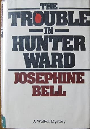 book cover of The Trouble in Hunter Ward