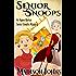 Senior Snoops, cozy mystery (Book 3) (Agnes Barton Senior Sleuth Mystery)