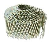 Hitachi 12344 1-1/4-Inch x .083 Ring Electro Galvanized Coil Nail