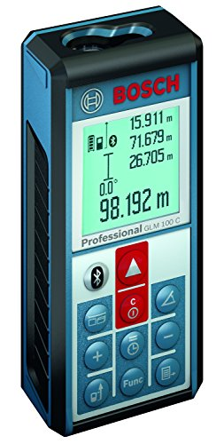 Bosch Professional Bosch Glm 100 C Professional Laser Rangefinder