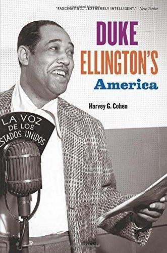 Duke Ellington's America by Harvey G. Cohen (2010-05-01)