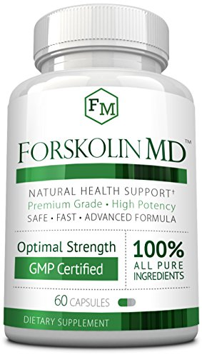 Forskolin MD - 1 Month Supply