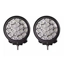 APHRODITE 2PCS 9 Inch 96W Black Color CREE LED Work Light Offroad JEEP Waterproof Lamp