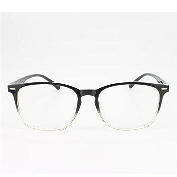 cc9e354991a EyeBuyExpress Prescription Mens Womens Black Crystal Retro Style Reading  Glasses Anti Glare Quality +0.25
