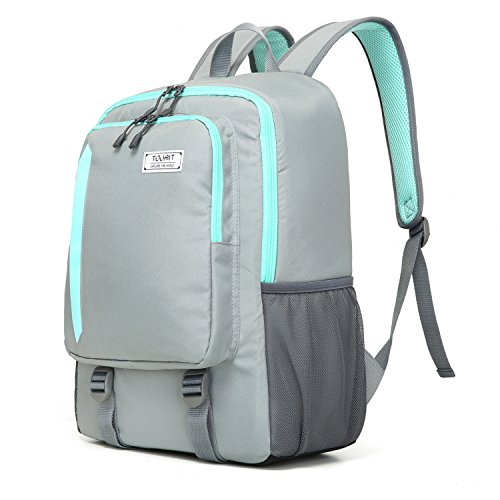 TOURIT Insulated Backpack Cooler Bag Large Capacity Back Pack, (Insulated Cooler Pocket)