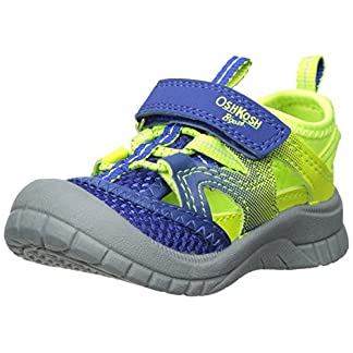 OshKosh B'Gosh Kids Milo Boy's Bumptoe Athletic Sandal Sport