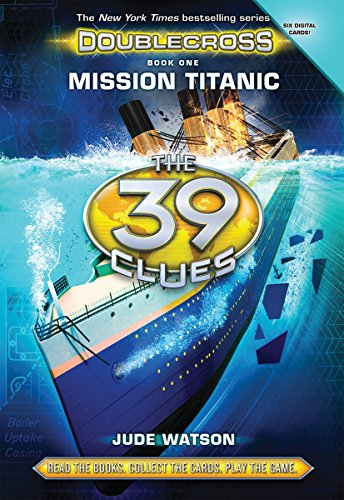 39 clues audio - 4