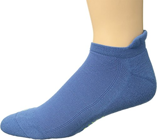 Falke  Men's Cool Kick Sneaker Socks Ribbon Blue 46-48  (Falke Sneakers)