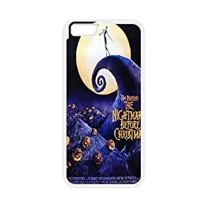 "[H-DIY CASE] For Apple Iphone 6,4.7"" screen -The Nightmare Before Christmas Movie-CASE-2"