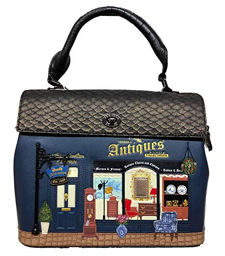 Vendula London ANTIQUES GRACE Bag: Amazon.it: Scarpe e borse