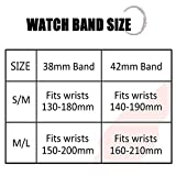 IYOU Sport Band Compatible with Watch Band 38MM