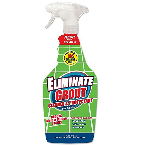 Clean-X 25 oz. Grout Cleaner by Clean-X
