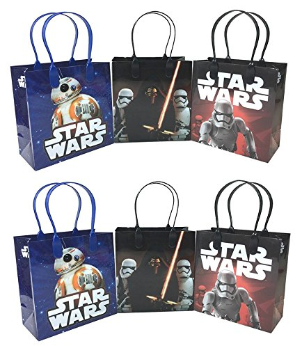Disney Star Wars The Force Awakens BB-8 12 Pcs Goodie Bags Party Favor Bags Gift Bags Birthday -