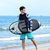 XGEAR Kneeboard with Handle Hook for Kids and