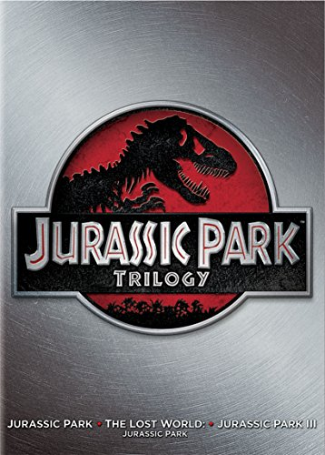 Jurassic Park Trilogy  (Jurassic Park / The Lost World: Jurassic Park / Jurassic Park III) (Jurassic Park Dvd The Lost World)