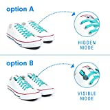 Xpand No Tie Shoelaces System with Elastic Laces