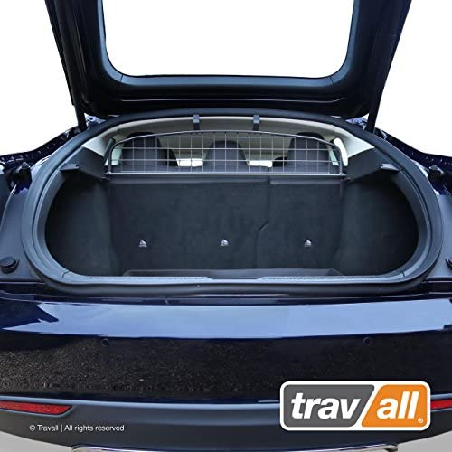 Travall Guard Compatible with Volvo V60 Wagon 2010-2018 TDG1323 – Rattle-Free Steel Pet Barrier