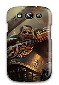 IsMaNJz4447HTrgy Case Cover, Fashionable Galaxy S3 Case - Warhammer 40k Space Marine