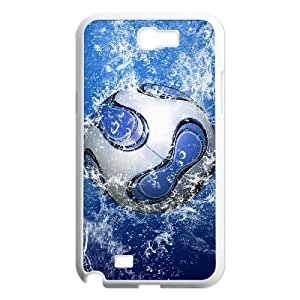 ANCASE Diy Phone Case Football Pattern Hard Case For Samsung Galaxy Note 2 N7100