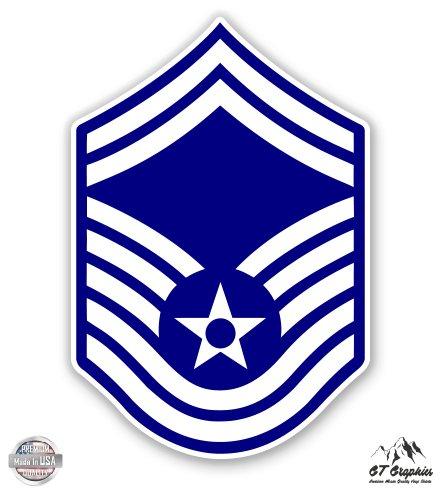 US Air Force E8a Senior Master Sergeant Rank - 3
