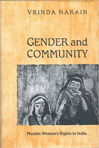 Amazon com: Gender and Community: Muslim Women's Rights in