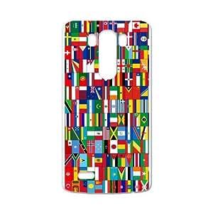 Global Country National Flags Personalized Custom Case For LG G3 wangjiang maoyi