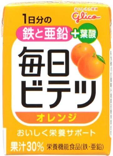 毎日ビテツ(美鉄) オレンジ 100ml