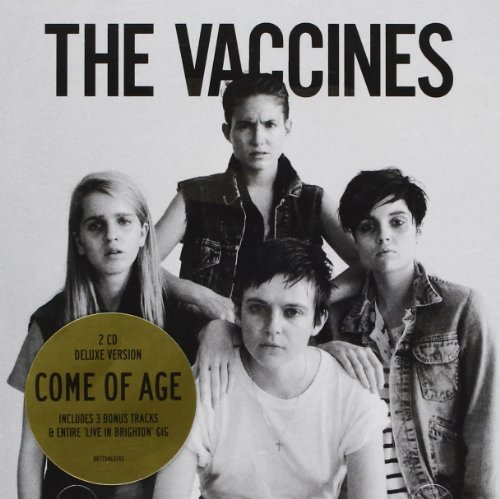 3 Vaccine - Come of Age + 3 By The Vaccines (2012-08-30)