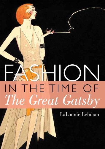 Fashion in the Time of the Great Gatsby (Shire Library - Usa Gatsby