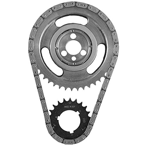 (SA GEAR 78110T Big Block Chevy BBC Timing Chain Chevy .250 Double Roller w/ Thrust Bearing)