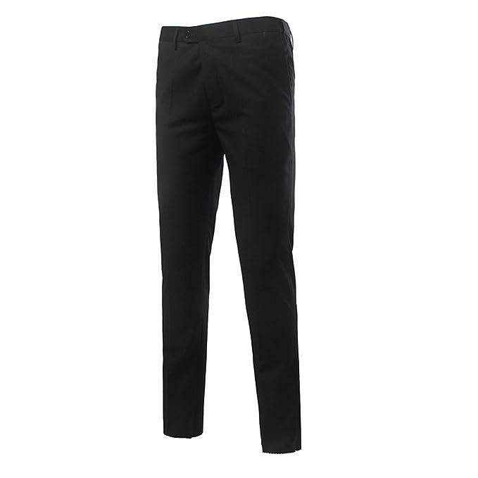 Amazon.com: Log Swit moda elegante pantalones de pantalones ...