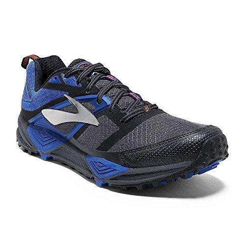 (ブルックス) Brooks メンズ ランニング?ウォーキング シューズ?靴 Cascadia 12 Trail Running Shoe [並行輸入品]