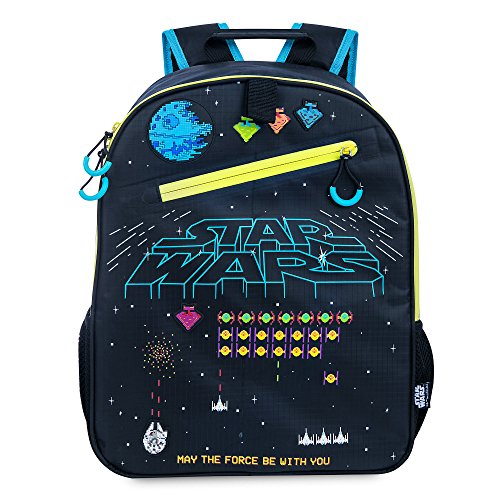 (Star Wars Star Wars Backpack for Kids - Black)