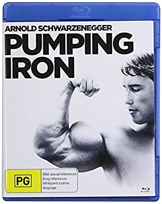 Pumping Iron [Blu-ray]