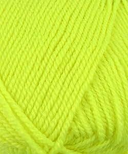 Encore Worsted #476 Neon Yellow