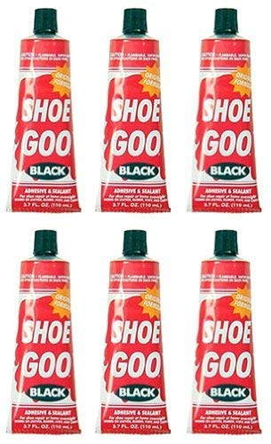 Oz 6-pack Shoe Goo Adhesive Just Eclectic Products 3.7 Fl