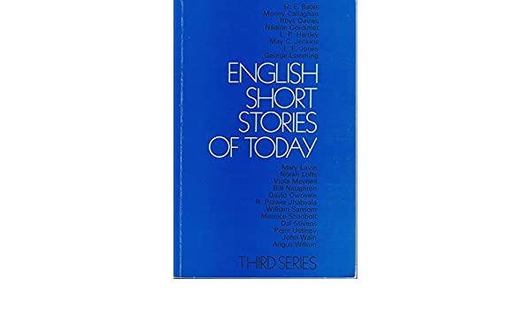 English Short Stories of Today: 3rd Series: T. S. Dorsch: 9780192174130: Amazon.com: Books
