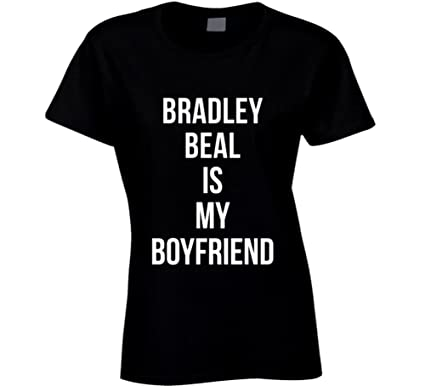 best service 2e6ae 21241 Amazon.com: Bradley Beal is My Boyfriend Washington ...
