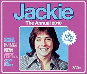 Jackie-the Annual 2010