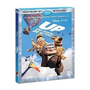 Disney Pixar's Up (Blu-ray 3D) Region Free, Plays in English