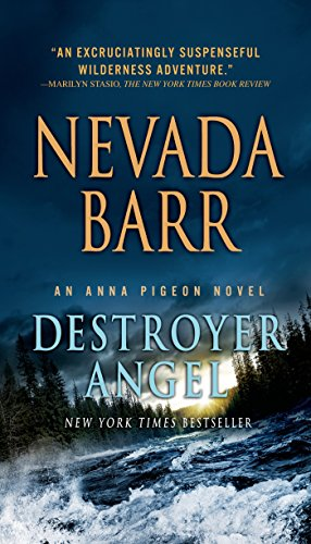 Destroyer Angel: An Anna Pigeon Novel (Anna Pigeon Mysteries Book 18)
