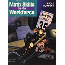 Whole Numbers (Math Skills for the Workforce series)