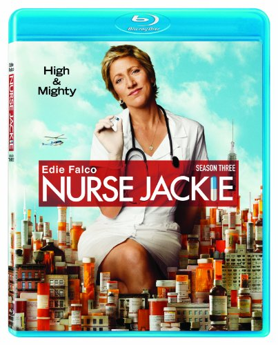 Blu-ray : Nurse Jackie: Season 3 (Digital Theater System, , Widescreen, 2 Disc)