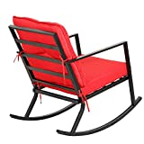 Bali Outdoors Patio Rocker Chair Rocking Chairs 2